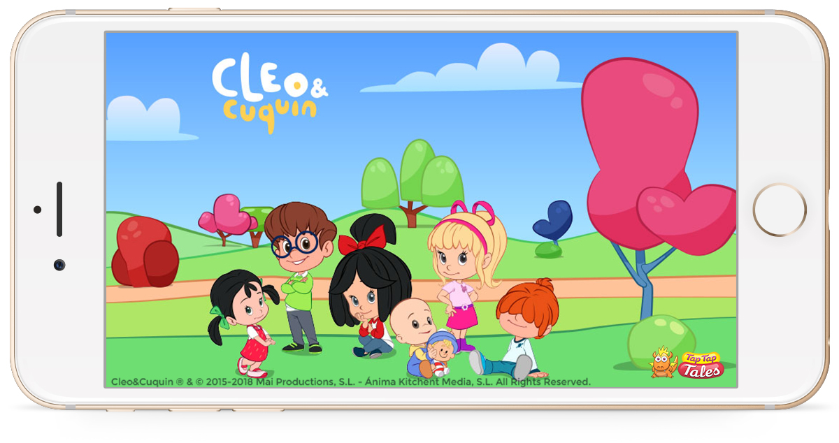Cleo y Cuquín