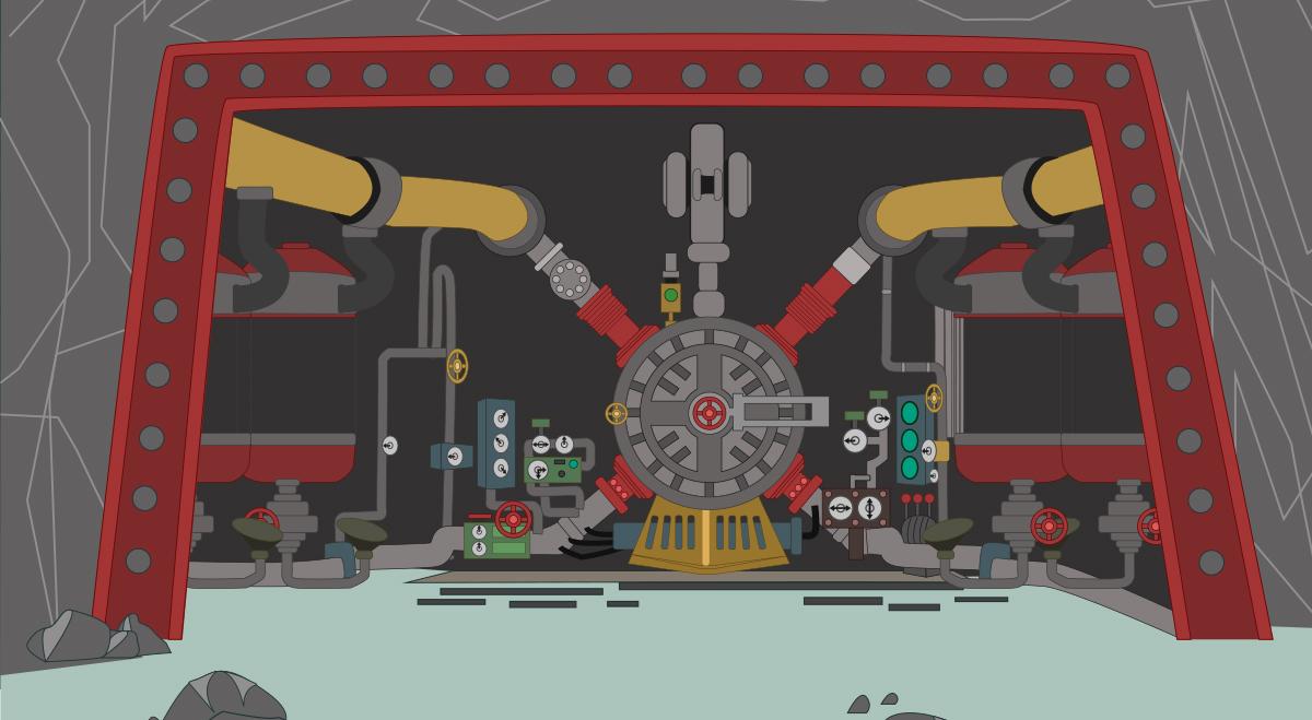 RobotTrains Illustrations_