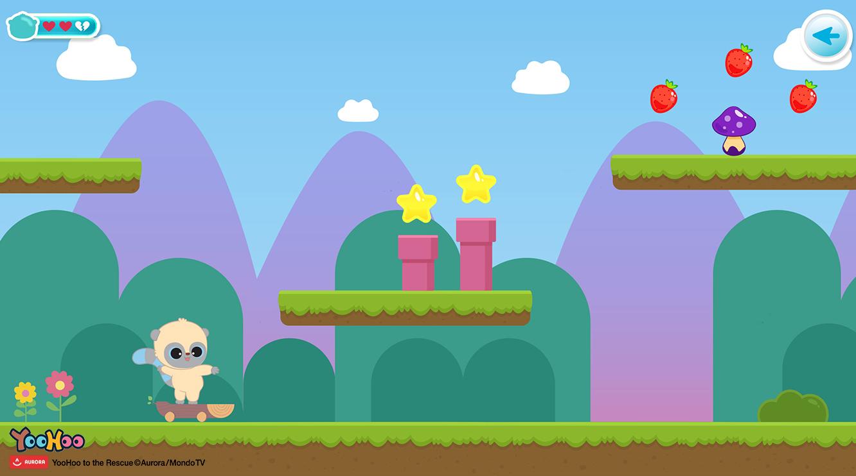 Yoohoo Screen App